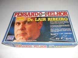 Jogo de Tabuleiro Pensando Melhor com Dr. Lair Ribeiro - Game Office