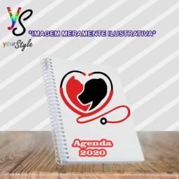 Agenda 2020 Personalizada Curso Medicina Veterinária