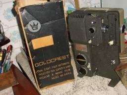 Barbada-projetor-goldcrest-semi novo para colecionadores-