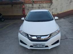Honda city lx automatico 2015 - 2015