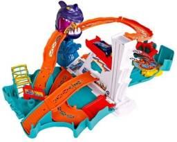 Pista Hot Wheels - Baía do Tubarão - Mattel