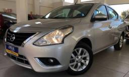 Nissan VERSA SV 1.6 CVT 16V 4P - 2017