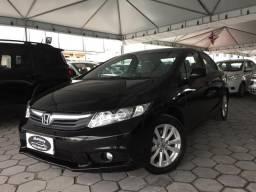 HONDA CIVIC 2014/2014 1.8 LXS 16V FLEX 4P AUTOMÁTICO - 2014