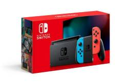 Console Nintendo Switch New