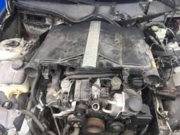 Caixa Câmbio Mercedes C320 V6 2005