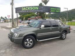 S10  executive - 4x4 diesel - motor 2.8 MWM - 2011