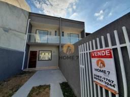Sobrado com 3 dormitórios à venda, 78 m² por R$ 220.000 - Campo de Santana - Curitiba/PR