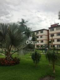 Apartamento com 3 dormitórios à venda, 72 m² por R$ 199.000,00 - Cidade Jardim - Goiânia/G
