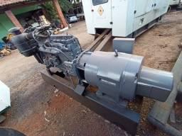 Grupo Gerador 100 KVA Motor MWM
