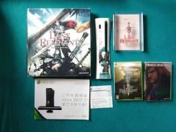 Xbox 360 - Jogo The Last Remnant, Faceplate Edição Limitada comprar usado  Salvador