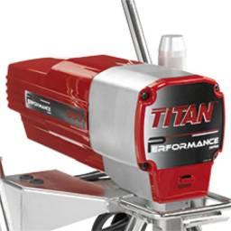 Maquina P/ Pintura Airless Titan 850e