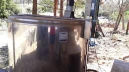 Resfriador de leite de 15oo litros !!!