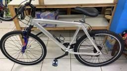 Bicicleta alumínio top