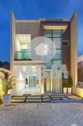 Vendo casa em condomínio no Eusébio com 137 m² e 3 suítes, Próximo a CE 040