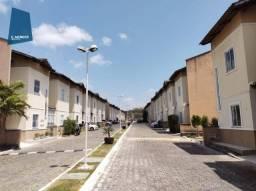 Casa com 2 dormitórios para alugar, 58 m² por R$ 850,00/mês - Prefeito José Walter - Forta