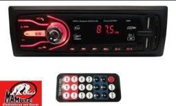 Rádio MP3 com Bluetooth