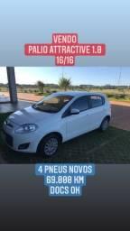 Vendo Palio Attractive 1.0 16/16