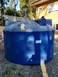 Caixa d'água fortlev 15.000 lts