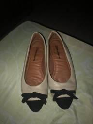 Troco sapatilha nova