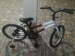 "Linda bicicleta infantil aro ""20"""