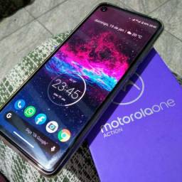 Motorola One Action 128Gb - Android 10