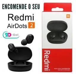 Fone Bluetooth ORIGINAL Xiaomi Redmi AirDots 2