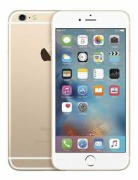 Apple iPhone 6 16GB Dourado Sem Biometria, NF e Garantia
