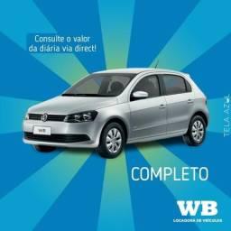 Aluguel de Carros - 2013