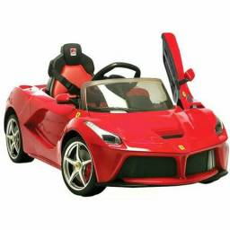 Carro eletrico infantil ferrari
