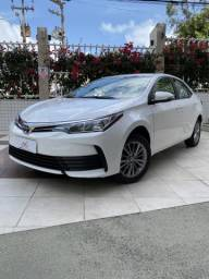 Toyota Corolla Gli Upper 2018 baixa km - 2018