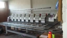 Maquina de bordar SWF