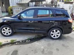 Hyundai santa fé blindada - 2009
