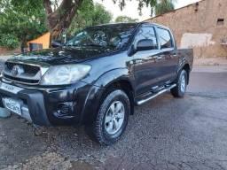 Toyota Hilux 2.7 Sr Flex - 2010