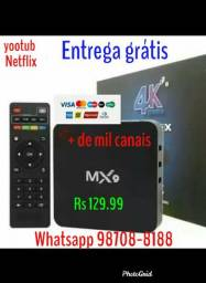 Tv box 16 gigas Android 9