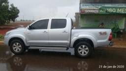 Veiculo, hilux - 2015