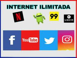 Internet p/ Celular sem limite
