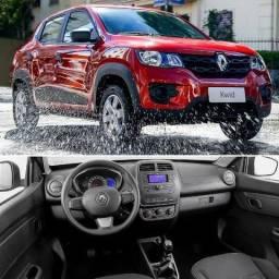 Título do anúncio: Renault Kwid Zen 2022  *Condição especial para Uber* *0 de entrada Emplacado