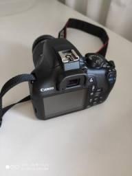 Câmera Digital Canon Semiprofissional 18MP - EOS Rebel T6 Wi-Fi