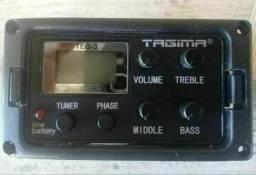 Equalizador Violão Tagima TEQ 3