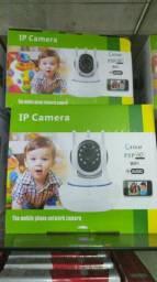 Câmera IP robô babá eletrônica (( Entrego))Aparti de 169,90