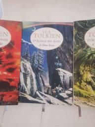 Senhor dos Anéis trilogia completa