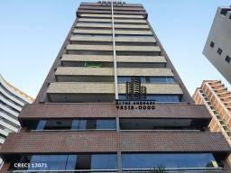 Apartamento na Aldeota | 03 Vagas | Desocupado e Nascente Total