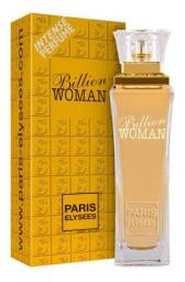 Perfume Edt Paris Elysees Billion Woman 100 Ml Fem