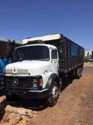 Caminhão Gaiola MB 1313 - Reduzido