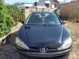 Vendo urgente - Peugeot 206 2004-2005 - 4p