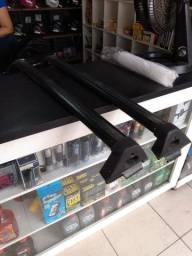 Rack de teto / Bagageiro  / de alumínio - Clio 4 portas