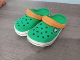 Crocs infantil C8/9