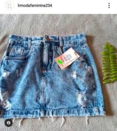 Saia jeans Tam 38