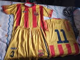 Uniforme Campo Barcelona Top