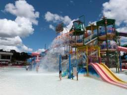 Ação do dream park Hidrolândia